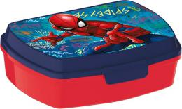 SVAÈINOVÝ BOX SPIDERMAN, 17,5X14,5X6,5 CM, PLAST