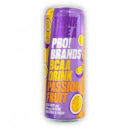 PROBRANDS BCAA DRINK 330ML - PASSION FRUIT